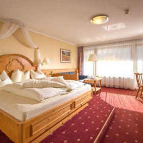 Geräumiges Doppelzimmer mit 34m² Wohnfläche - Kategorie A