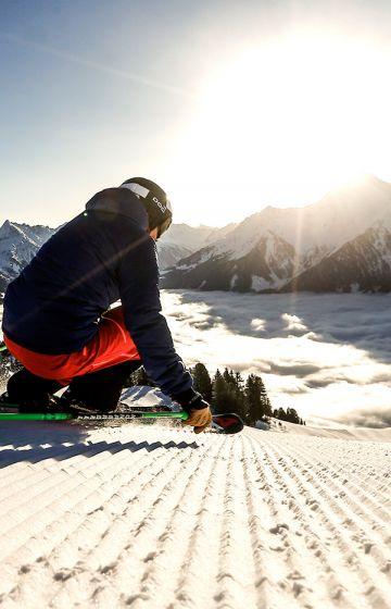 Skistart Wochen