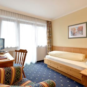 Komfortables Einzelzimmer mit 15m² Wohnfläche